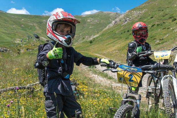 L'Endurocyclette : LE rassemblement du VTT pour tous à Orcières