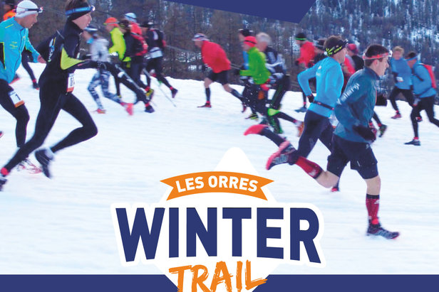 Les Orres Winter Trail, le trail 100% neige made in Les Orres- ©Office de tourisme des Orres