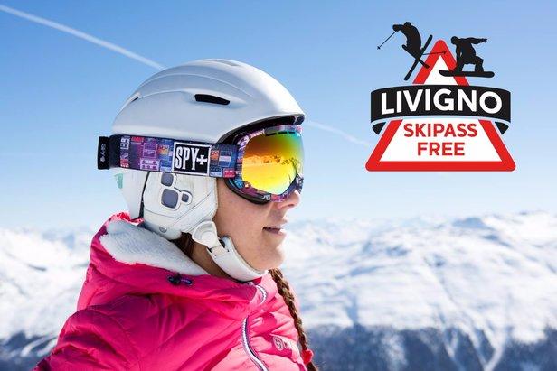 V Livignu je od 6. dubna až do konce zimní sezóny skipas zadarmo! 7927bd5e111