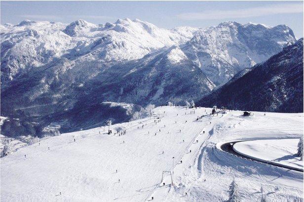 Skigebiete in Oberbayern: Faszination für Groß und Klein- ©Skilifte Rossfeld