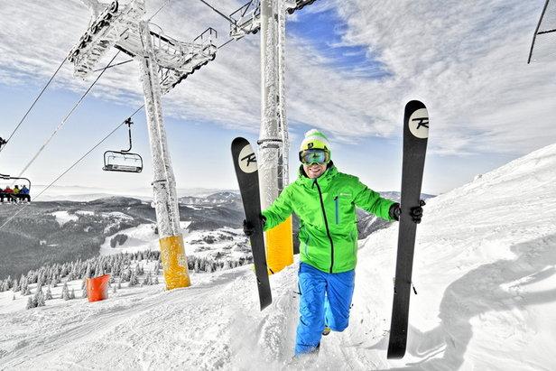 Skipasy na Donovaly online: Rýchlejšie, pohodlnejšie a lacnejšie ©PARK SNOW Donovaly