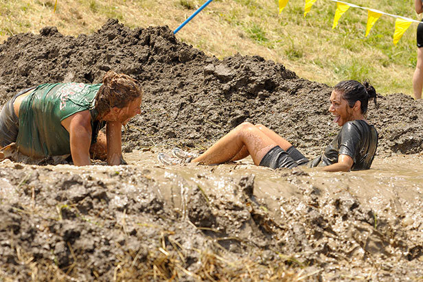 Stuck'n the Muck: 5 Colorado Mud Runs ©Holiday Valley Resort