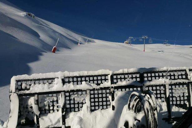 Sur le domaine du Grand Tourmalet, les conditions sont déjà top. De bon augure pour l'ouverture prévue le 02 décembre