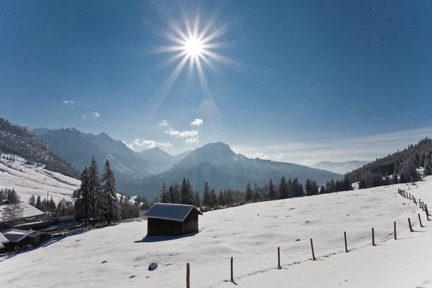 Skiurlaub in Oberjoch: Bayerisches Dolce Vita mit Panorama-Häppchen- ©Panoramahotel Oberjoch