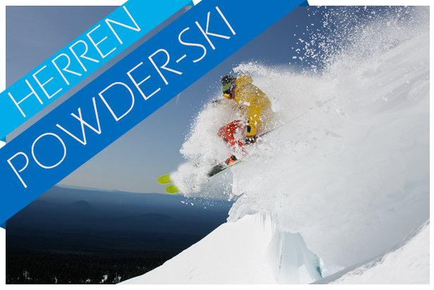 Freeski-Test 2017/2018: Die breitesten Ski auf dem Markt im Test