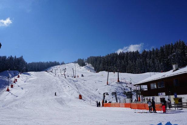 Skigebiet Götschen
