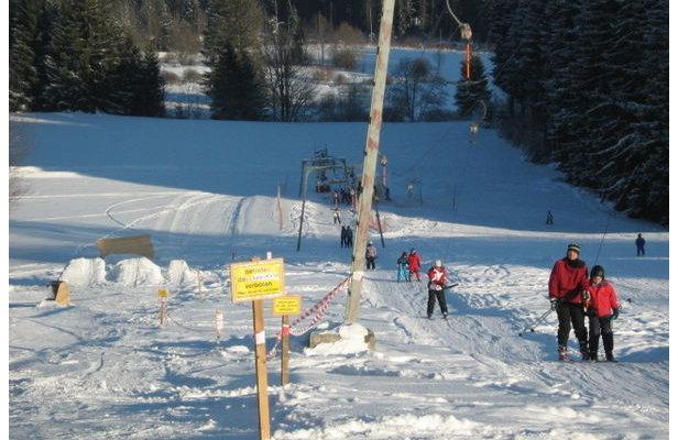 Skigebiet Haidmühle - Bischofsreut - Frauenberg