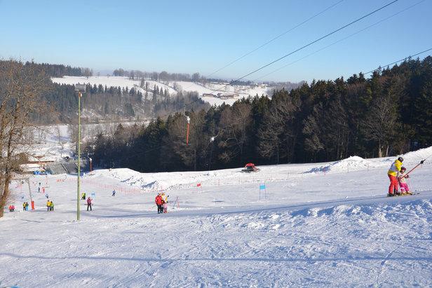 Skigebiet Oedberglifte in Gmünd