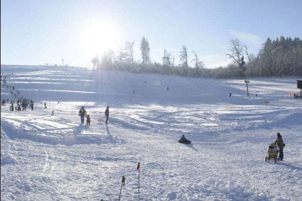 Skigebiet Schwäbeleholz Sonthofen