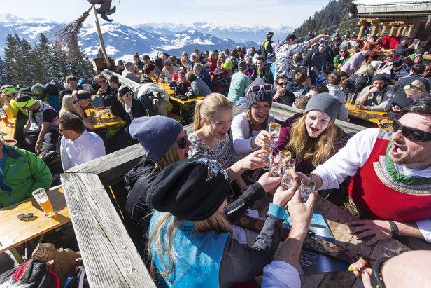 Skihütten Gaudi Wochen- ©SkiWelt Marketing