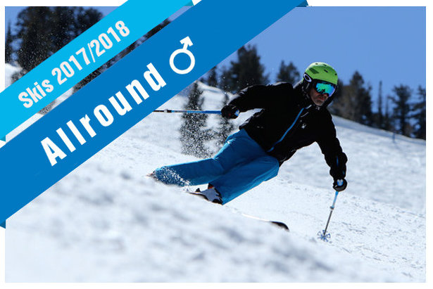 GUIDE D'ACHAT SKIS 2018 - Skis ALLROUND - ©Jim Kinney / Masterfit Media