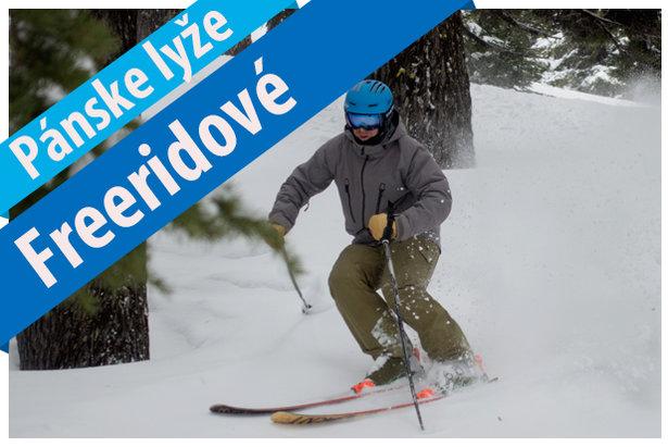 Freeridové lyže 2017/2018: 15 pánskych lyží v našom teste- ©OnTheSnow