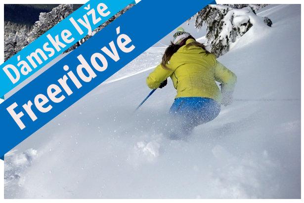 Skitest 2017/2018: Dámske lyže freeridové