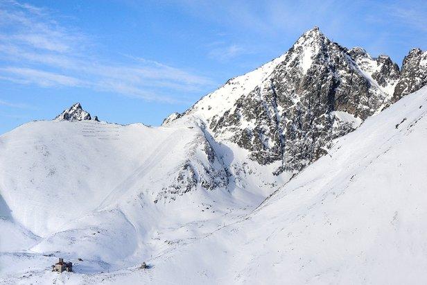 Sezónu v Tatranskej Lomnici otvorí lyžovačka z Lomnického sedla- ©archív TMR