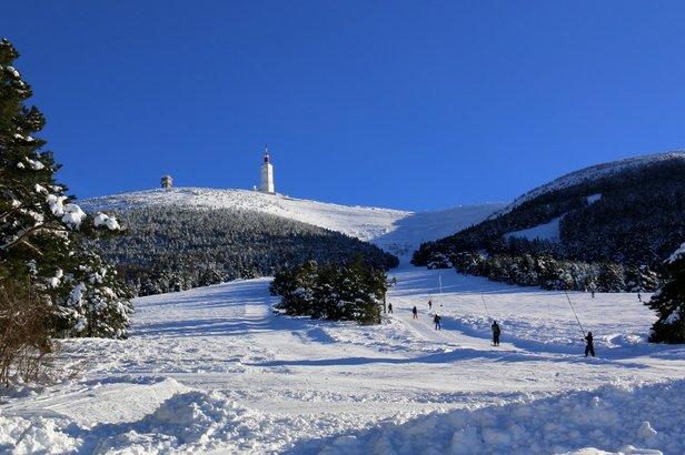 ventoux mont serein pr 233 sentation de ventoux mont serein la station le domaine skiable