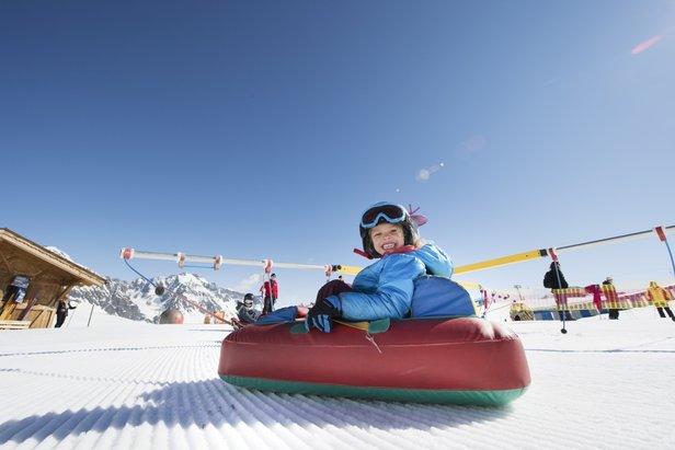 Zimowe atrakcje w Dolinie Stubai- ©Andre Schoenherr