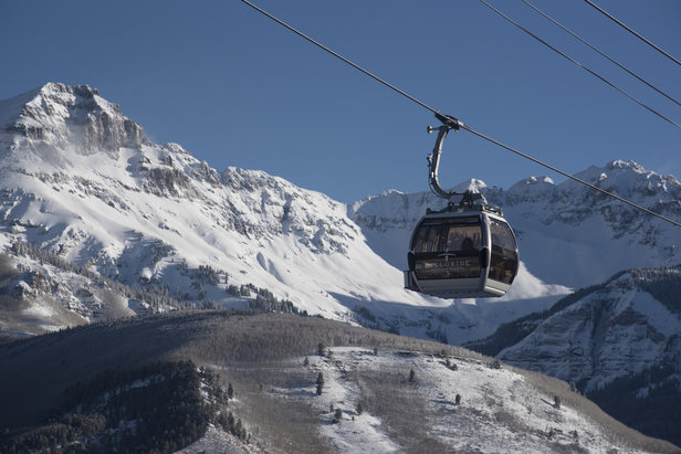 Opening Day Announcement & Thanksgiving Activities- ©Telluride Ski Resort