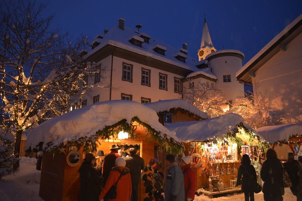 Kouzlo Vánoc: Tipy na nejkrásnější vánoční trhy v Bavorsku- ©Bad Hindelang