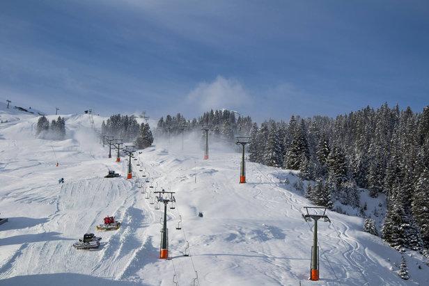 Skiregion Arlberg vor dem Saisonstart: Diese Lifte und Pisten öffnen am Wochenende ©Facebook Lech Zürs