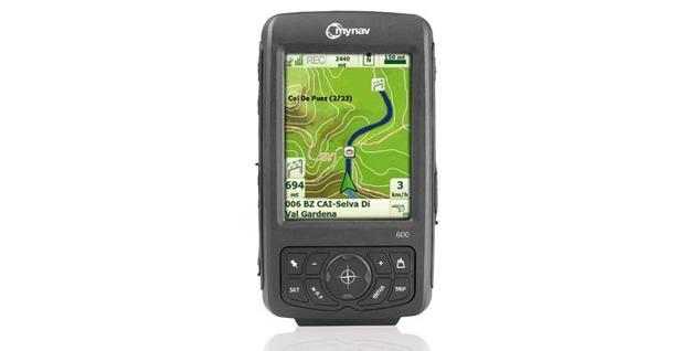MyNav 600 Professional: l'escursionismo di nuova generazione