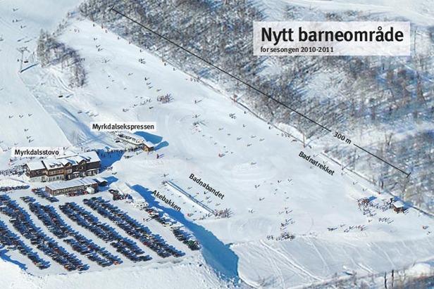 Nytt frå Myrkdalen / Voss Fjellandsby