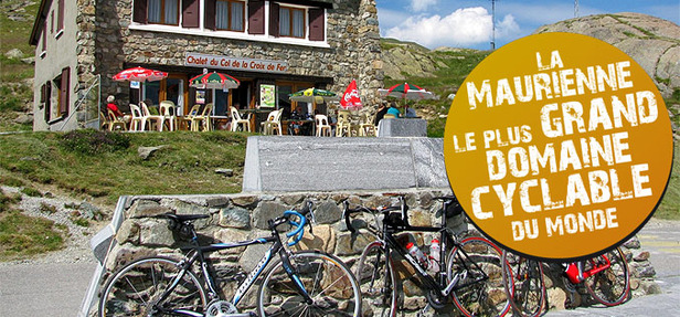 Vélo Maurienne