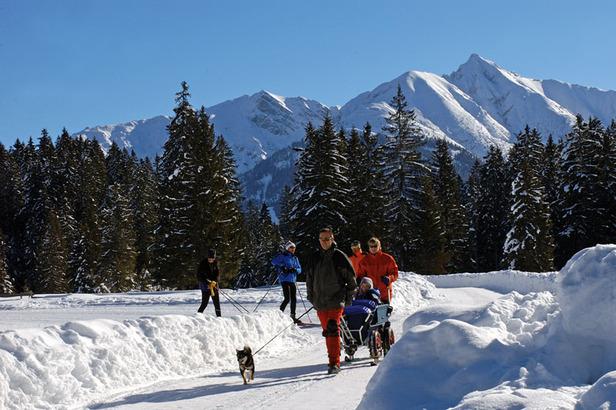 Winterwandern in Wildmoos