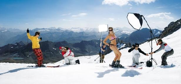 Fresh Snow Means 5 Glacier Ski Areas Open In Austria