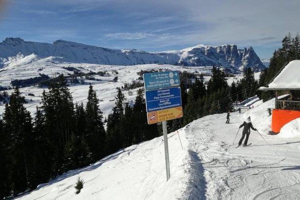 Neve e sole sulle piste: webcam in diretta! ©Tomasz Wojciechowski