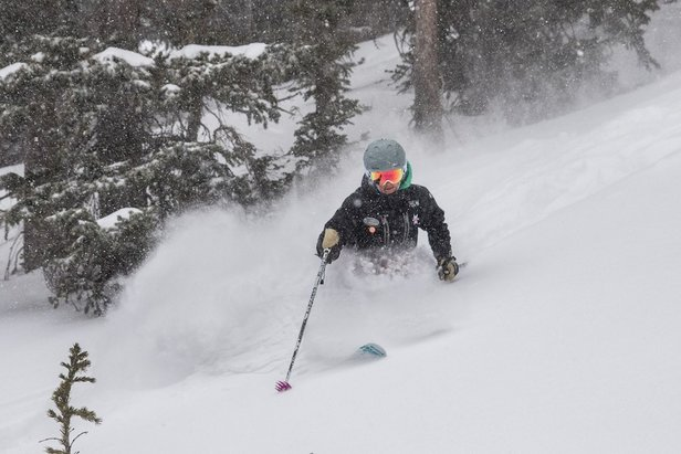 Photo Gallery: Colorado, Utah Score Holiday Pow- ©Alta Ski Area
