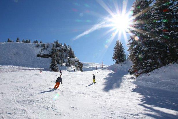 Weekly Snow Report 21/2/18- ©Avoriaz/Facebook