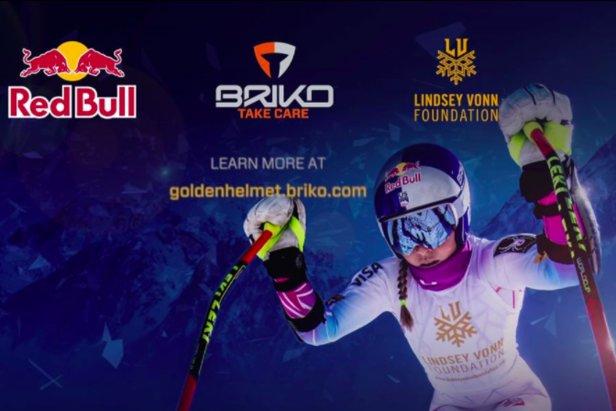 Briko: il casco di Coppa del Mondo è firmato Lindsey Vonn