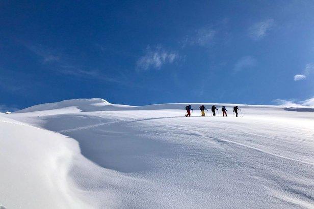 Weerbericht: heerlijk wintersportweer, na het weekend opnieuw sneeuw