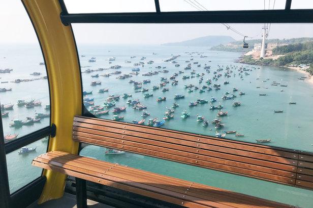 Doppelmayr eröffnet die längste Seilbahn der WeltDoppelmayr