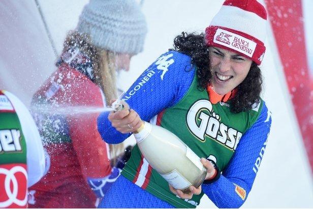 A Tarvisio i campioni della Coppa del mondo di sci- ©PromoTurismoFVG