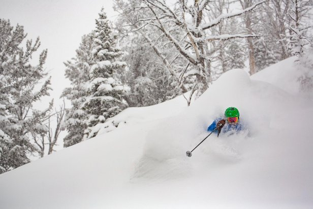 Snowiest Resort of the Week: 3.17-3.23 ©Jackson Hole