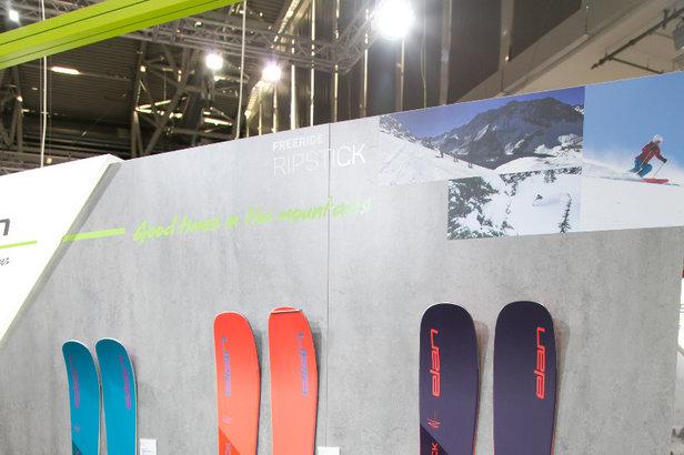 Smart Ski Technology – Elan stellt erstes integriertes Smart-Ski-Konzept vor- ©Skiinfo | Sebastian Lindemeyer