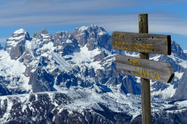 Novità 2019 a Monte Bondone: Gran Pista Rocce Rosse, sci notturno e WhatsApp- ©Monte Bondone Facebook