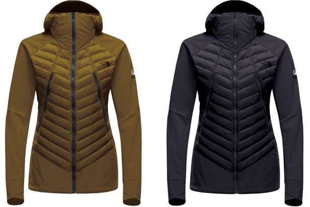 Superior stretch. Solid warmth. What more could you ask from a mid layer?