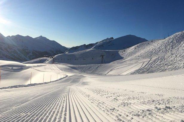 Alpenwetter: Nachschub an Neuschnee für die Alpen, gute Bedingungen zum Saisonende- ©facebook Obertauern