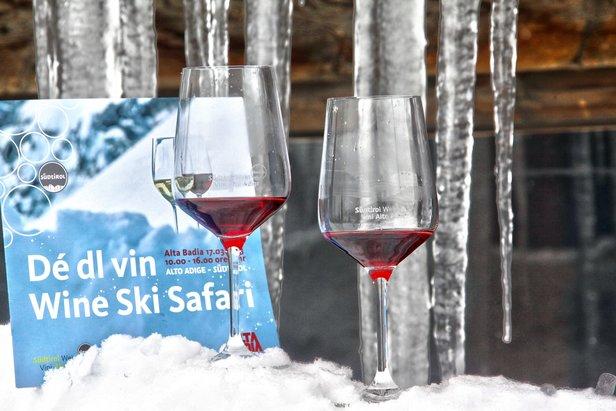 Wine Ski Safari in Alta Badia  - © IDM Alto Adige