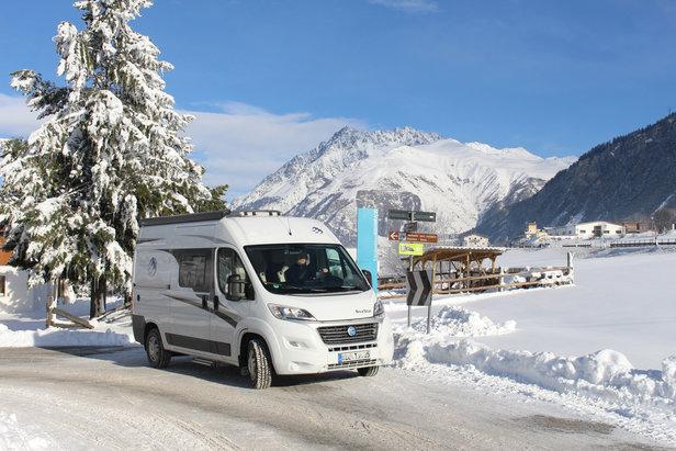 De Au Camping Pistes VacancesLe Des Pied Ski Car j5RAL4