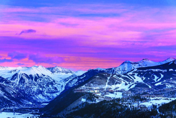 Telluride Nabs Condé Nast Traveler's Top Spot for the Fifth Time- ©Telluride Ski Resort