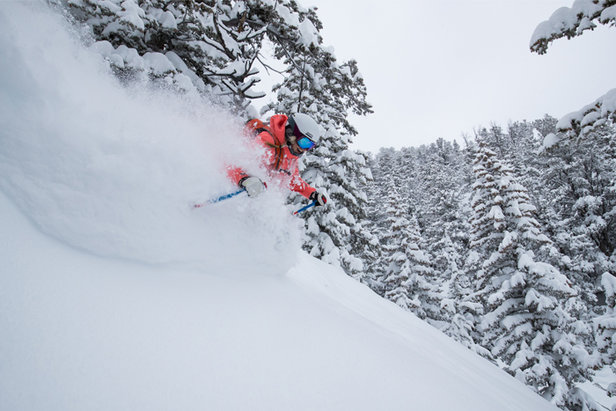 BIG SNOW ALERT: 20+ Inches of Powder Piling up in Utah ©Solitude Mountain Resort | Adam Clark