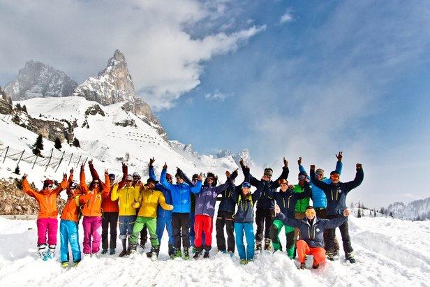 Aquile Winter Camp a San Martino di Castrozza: tutte le attività praticabili sulla neve! - ©www.sanmartino.com