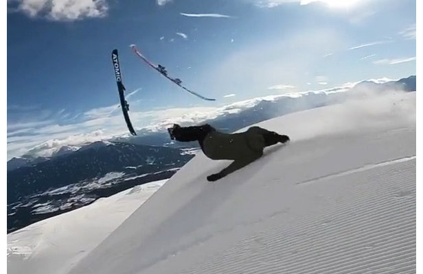 Stürze und obskure Skifahrer: Best of 'Jerry of the day' Instagram-Ski-Videos 17/18Instagram, Jerry of the Day