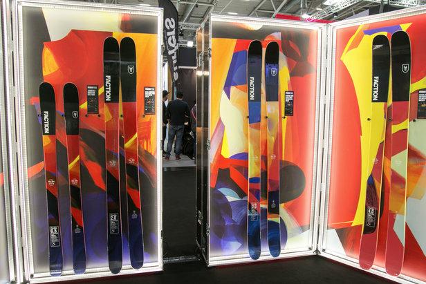 Další novinky v segmentu lyží  Obrázky lyží ZAG 36e3961195