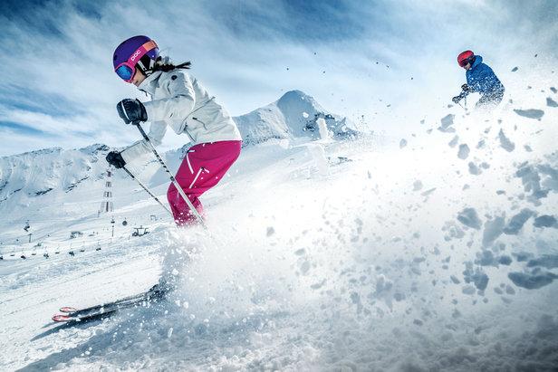 Kitzsteinhorn: Sezóna začína v piatok 12.10.- ©Gletscherbahnen Kaprun AG