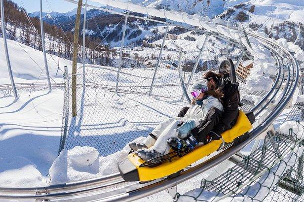 Il fait beau, la neige est extra, direction le Val d'AllosOffice de Tourisme du Val d'Allos / R. Palomba