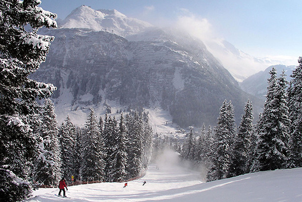 More Snow In The Alps